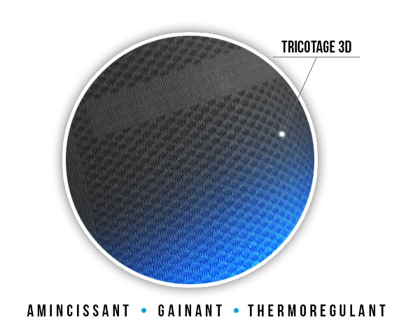 amincissant gainant thermoregulant