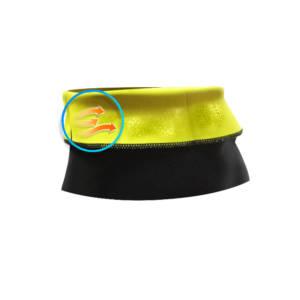 Ceinture de sudation textiles minceur CELLUTEX