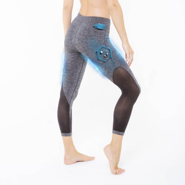Legging fitness gris Cellutex
